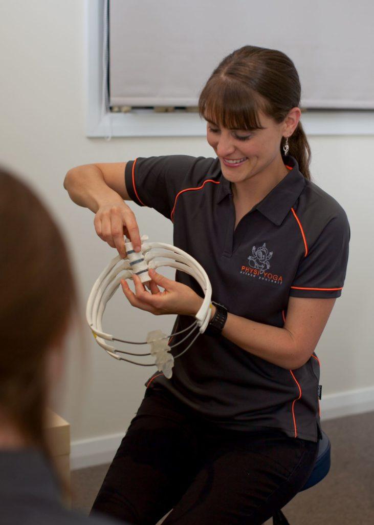 PhysiYoga physiotherapy treatment education