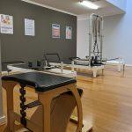 PhysiYoga Exo chair and pilates studio