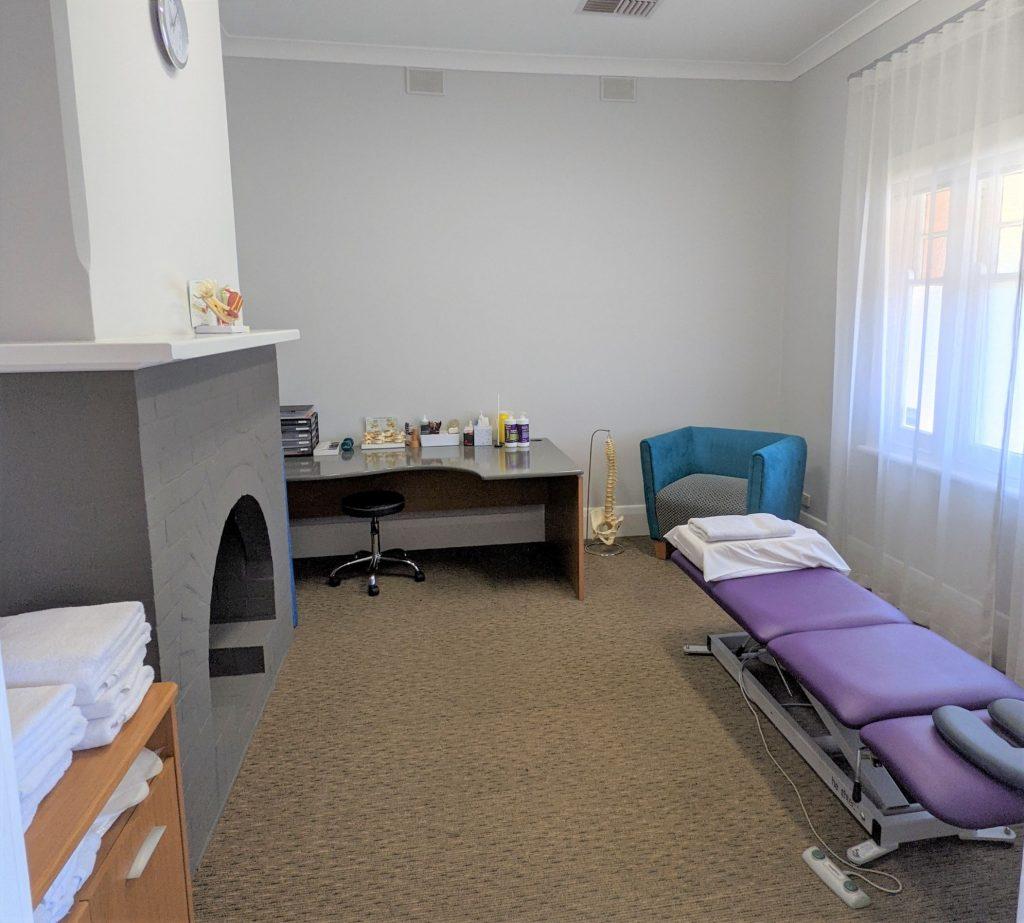 PhysiYoga Treatment Room